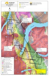 Skelly Geology Map
